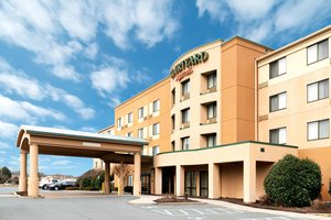 Exterior view - Courtyard by Marriott Hotel Salisbury