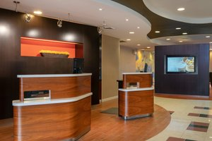 Lobby - Courtyard by Marriott Hotel Salisbury