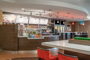 Restaurant - Courtyard by Marriott Hotel Salisbury