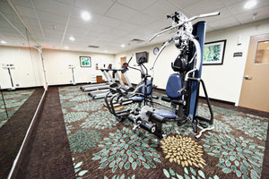 Fitness/ Exercise Room - Staybridge Suites Minot