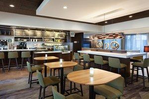 Restaurant - Courtyard by Marriott Hotel Clearwater