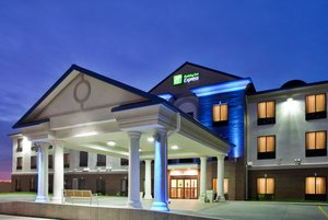 Exterior view - Holiday Inn Express Hotel & Suites McPherson