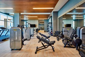 Recreation - Springhill Suites by Marriott Downtown Nashville