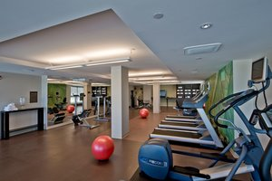 Fitness/ Exercise Room - Hotel Indigo Riverside Newton