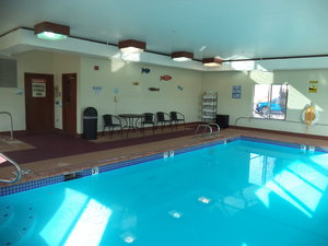 Pool - Holiday Inn Express La Junta