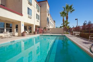 Pool - Holiday Inn Express Hotel & Suites Tracy