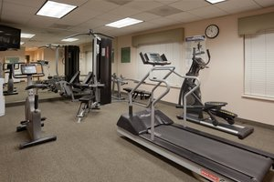 Fitness/ Exercise Room - Holiday Inn Express Hotel & Suites Tracy
