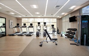 Fitness/ Exercise Room - Holiday Inn Capitol University Tallahassee