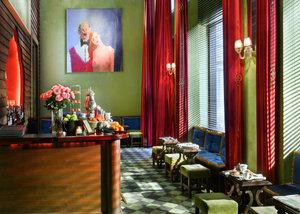 Restaurant - Gramercy Park Hotel New York