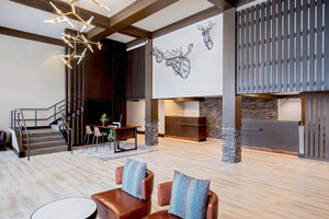 Lobby - Delta Hotel by Marriott South Burlington