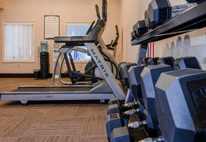 Fitness/ Exercise Room - Staybridge Suites Harrisburg