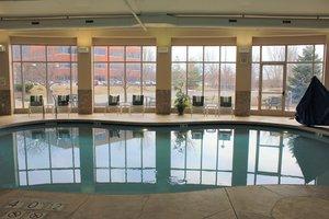 Pool - Holiday Inn American Center Madison