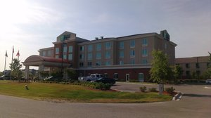 Exterior view - Holiday Inn Express Hotel & Suites Smithfield
