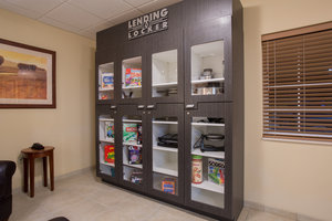 Lobby - Candlewood Suites Grand Prairie Peoria