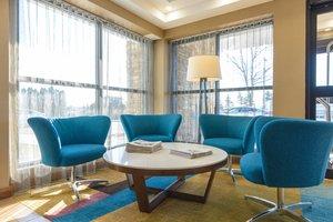 Lobby - Fairfield Inn by Marriott Manchester
