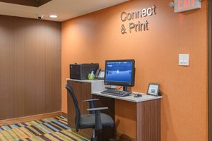 Conference Area - Fairfield Inn by Marriott Manchester
