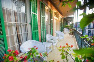 Exterior view - Soniat House Motel New Orleans