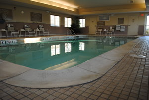 Pool - Candlewood Suites Fort Wayne