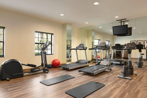 Fitness/ Exercise Room - Staybridge Suites Sabal Park Tampa