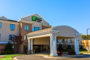 Exterior view - Holiday Inn Express Hotel & Suites Kinston