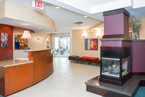 Lobby - Residence Inn by Marriott Northwest Indianapolis