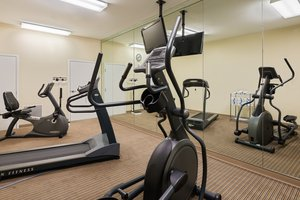 Fitness/ Exercise Room - Holiday Inn Express Hotel & Suites New Iberia