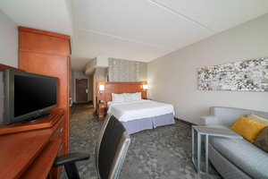 Room - Courtyard by Marriott Hotel Salisbury