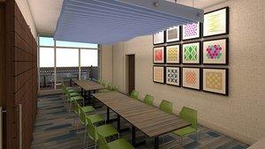 Meeting Facilities - Holiday Inn Express Hotel & Suites Ottawa