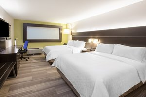 Room - Holiday Inn Express Hotel & Suites Ottawa