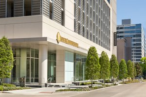 Exterior view - InterContinental Hotel Medical Center Houston