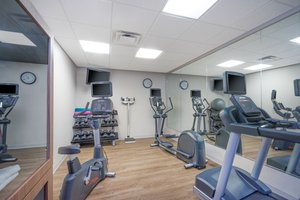 Fitness/ Exercise Room - Holiday Inn Express Hotel & Suites Frankfort