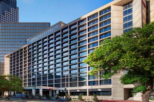 Exterior view - Marriott Hotel City Center Dallas