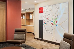 Map - TownePlace Suites by Marriott Dubuque