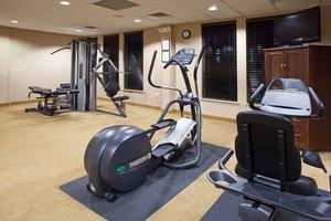 Fitness/ Exercise Room - Holiday Inn Parker