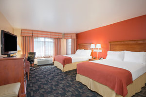 Room - Holiday Inn Express Prescott