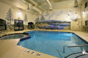 Pool - Holiday Inn Express Prescott
