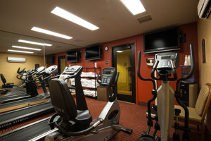 Fitness/ Exercise Room - Holiday Inn Express Prescott