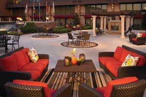 Exterior view - Marriott Hotel East Indianapolis
