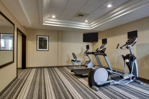 Fitness/ Exercise Room - Candlewood Suites East Wichita