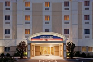 Exterior view - Candlewood Suites West Springfield