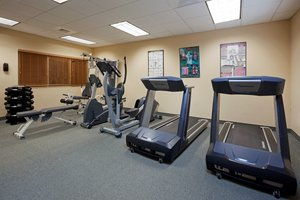 Fitness/ Exercise Room - Candlewood Suites West Springfield