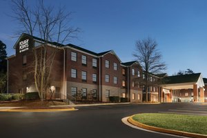 Exterior view - Four Points by Sheraton Hotel Raleigh Arena