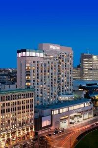Exterior view - Westin Hotel Ottawa