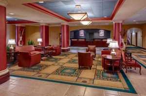 Lobby - Crowne Plaza Hotel North Central Austin