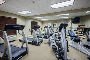 Fitness/ Exercise Room - Holiday Inn Express Hotel & Suites Flowood