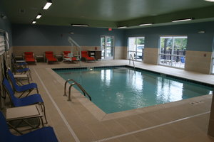 Pool - Holiday Inn Express Hotel & Suites New Castle