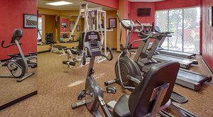 Fitness/ Exercise Room - Crowne Plaza Hotel North Central Austin