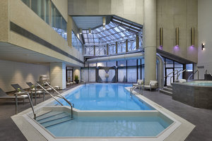 Pool - InterContinental Hotel Toronto Centre
