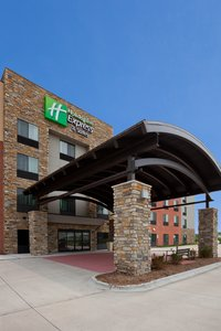 Exterior view - Holiday Inn Express Hotel & Suites North Davenport