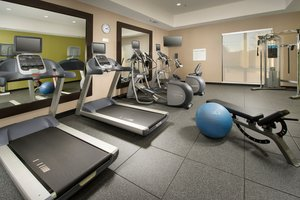 Fitness/ Exercise Room - Holiday Inn Express Hotel & Suites South Waco